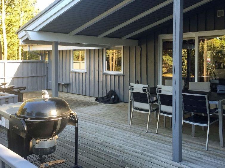 Maison pour 8 à Nørre Nebel