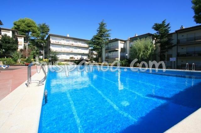 Location vacances Palafrugell -  Appartement - 4 personnes - Salon de jardin - Photo N° 1