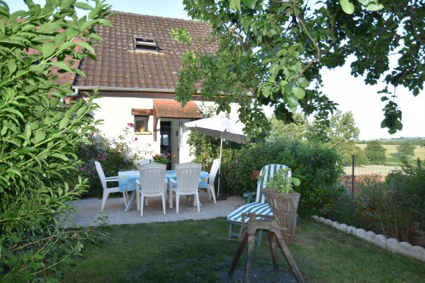Location vacances Vignol -  Maison - 5 personnes - Barbecue - Photo N° 1