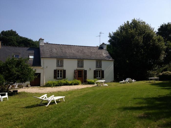 Location vacances Moëlan-sur-Mer -  Maison - 6 personnes - Chaise longue - Photo N° 1