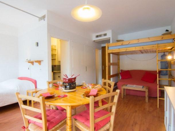 Location vacances Fontcouverte-la-Toussuire -  Appartement - 4 personnes - Lecteur DVD - Photo N° 1