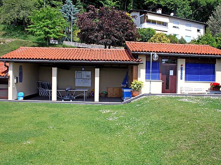 Appartement pour 2 personnes à Cademario