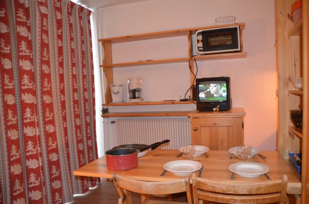Location vacances Saint-Martin-de-Belleville -  Appartement - 2 personnes - Télévision - Photo N° 1