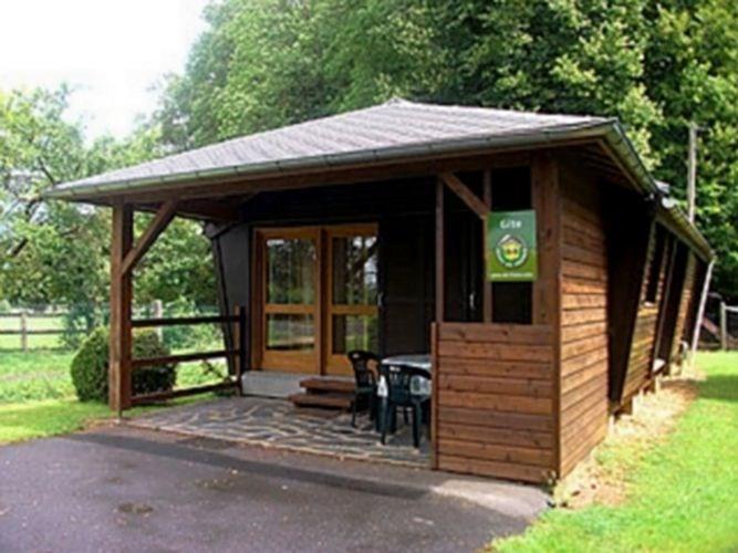 Gîte n°140 à Mondigny - à 10 km de Charleville-Mézières. Chalet indépendant, de plain pied dans un hameau, proche de ...