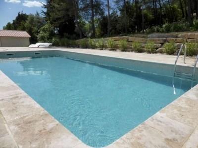 villa avec piscine - 8 pers - Bagard