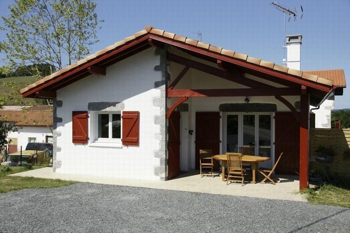 Location vacances Espelette -  Maison - 6 personnes - Barbecue - Photo N° 1