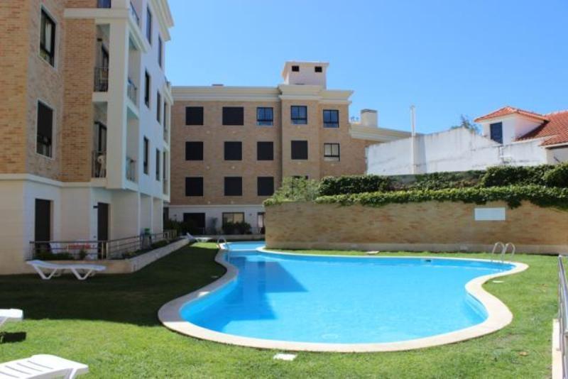 Appartement à louer à São Martinho do Porto avec piscine