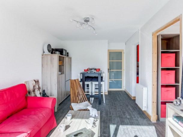 Location vacances Villarembert -  Appartement - 5 personnes - Télévision - Photo N° 1