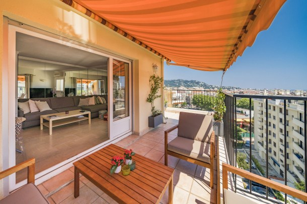 Location vacances Cannes -  Appartement - 2 personnes - Climatisation - Photo N° 1