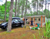Mobile home - camping l'oceane - Vielle-Saint-Girons
