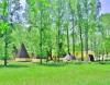 Camping - Le Petit Robinson - Champvert