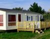 Mobile home - Camping de Pors Ar Vag - Plomodiern