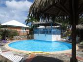 Gîte Ti Figues avec piscine, à 250 mètres du lagon