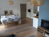 Cocon du Sancy d'Anaïs  :  appartement 2 chambres dans résidence avec ascenseur à 50m des thermes
