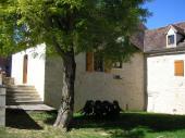 Maison situé à Beaumat