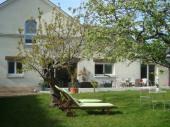 La Ligérienne  est une maison magnifique de L'Anjou, au centre de la ville Longué jumelles.