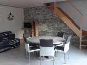 Nouvelle maison au coeur du village du Vieil