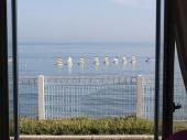 côte normande F2 front de mer accès direct plage