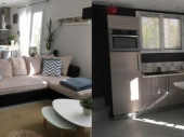 Maison T2- 45m² pour vacances 24 personnes-wifi