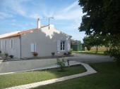 Maison de campagne à 5 mm de La Rochelle