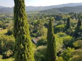 Grimaud-Village - Appart 6 personnes - Vue Magnifique