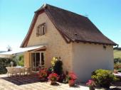 La Maisonnette Quercynoise,gîte près de Saint Céré