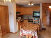 Joli appartement au pied des pistes de Morillon, tout confort  pour 7 personnes.