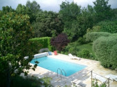 Appartement,terrasse,piscine, Jardin de Paradis