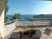 Villa à Sainte-Lucie de Porto Vecchio en Corse du Sud avec piscine privée et spa