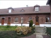 Maison traditionnelle Picarde