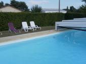 Gite Les Charmes 3* avec piscine au coeur des chateaux de la loire