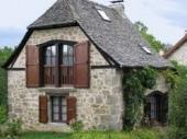 Location gite de caractère Cantal - Cassaniouze