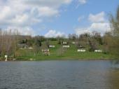 Gîte mobil home caravane camping la riviere