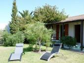Maison avec grand jardin- Lumio Marine de Sant ' Ambroggio  à 800m des plages