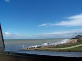 Appartement Normandie vue sur mer plage du débarquement