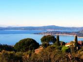 Villa 5 etoiles, pleine vue mer et piscine chauffée