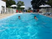 Gite piscine chauff. 18kms La Rochelle