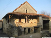 Maison ancienne, sud bourgogne