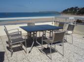 Appartement à Perros Guirec dans les Côtes-d'Armor - Bretagne avec vue sur la plage