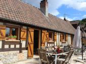 Gîte dans la campagne Normande avec spa