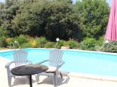 mas les billes;appartement en rez de chausse ,piscine jardin,,tout confort lumineux pour passer des vacances de reve