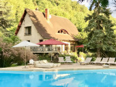 Location Maison piscine Normandie Week-End vacances Paris Ouest 1H Lyons la Forêt, Louviers Le Vaudreuil Rouen Evreux