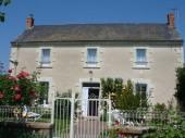 Gîte idéal pour famille avec enfants, jardin bien clos, proche du Val de Loire