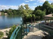 Maison au bord du TARN avec vue Magnifique, Grand SPA,Piscine d'eau salée