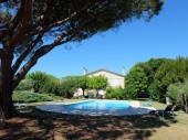Standing, lieu d'exception piscine privative 13x6, parc clos 3000 m2 Wifi gratuit