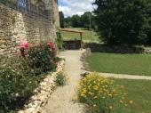 Gite avec jardin privé et de belles vues dans un cadre tranquille