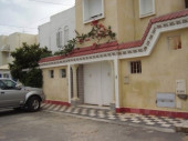 Location Maison LA MARSA -TUNIS