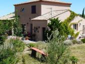 Belle villa Aude,  10 personnes  4chambre, 2sdb,  3 terrasses, pisc!ne, jardin arboré -Location de vacances