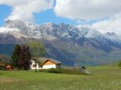 Logement sous comble entre Lac et Montagne