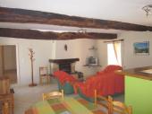 AVEYRON - Ancienne grange totalement rénovée - Gite 3 épis Gite de France pour 4 personnes